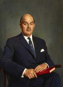 Litten, Maurice; Lord Seebohm (1909-1990); Goodenough College; http://www.artuk.org/artworks/lord-seebohm-19091990-192025